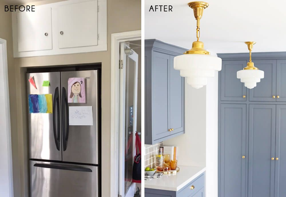 The loreys kitchen reveal modern deco emily henderson design