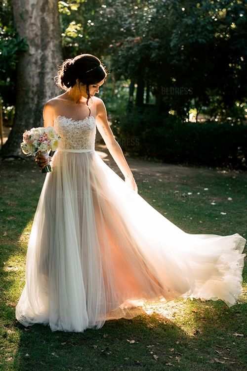 Pin by titi on Bridal Warderobe | Pinterest | Robe, Wedding and ...