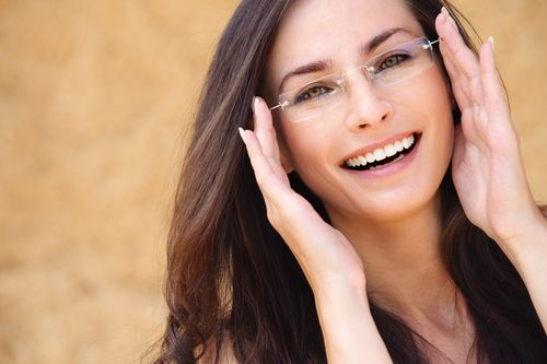 Rimless Glasses Young : Rimless Glasses for Women Rimless Eyeglasses - The Next ...