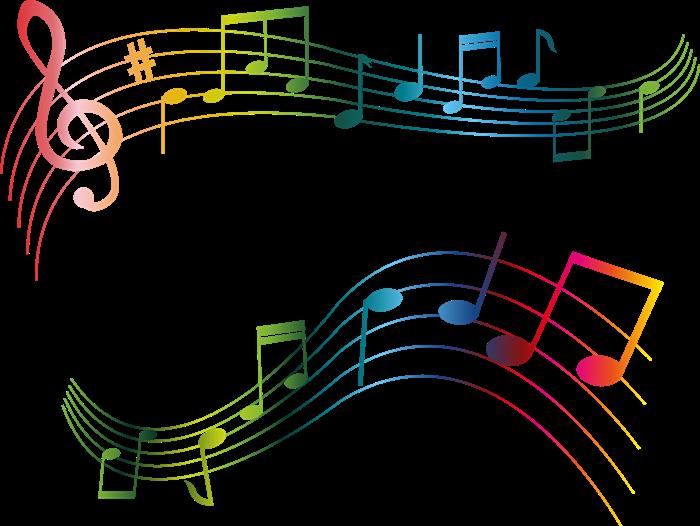 Resultado de imagen de notas musicales png