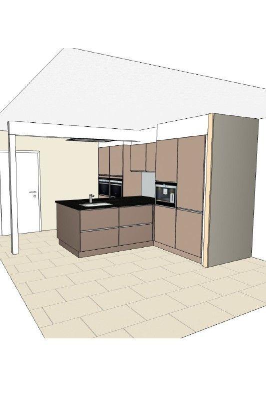Die neue Küche der Familie Nillesen in Venlo Neue küche