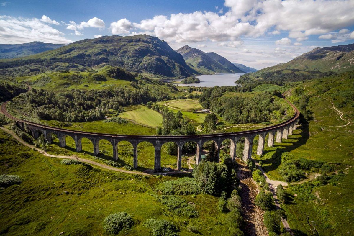 7 Epic Train Accessible Bike-packing Routes in Scotland | VisitScotland