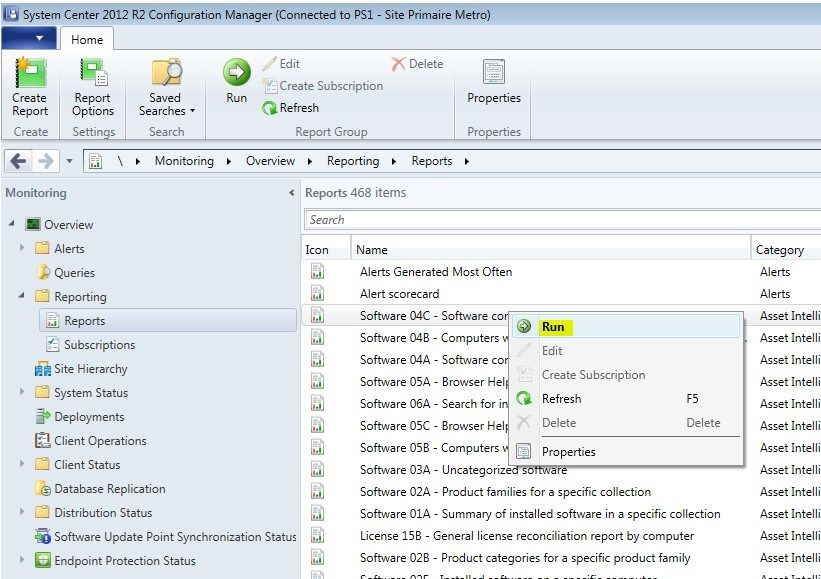 Sccm Reports Are Great Way Of Getting Information From Sccm Any