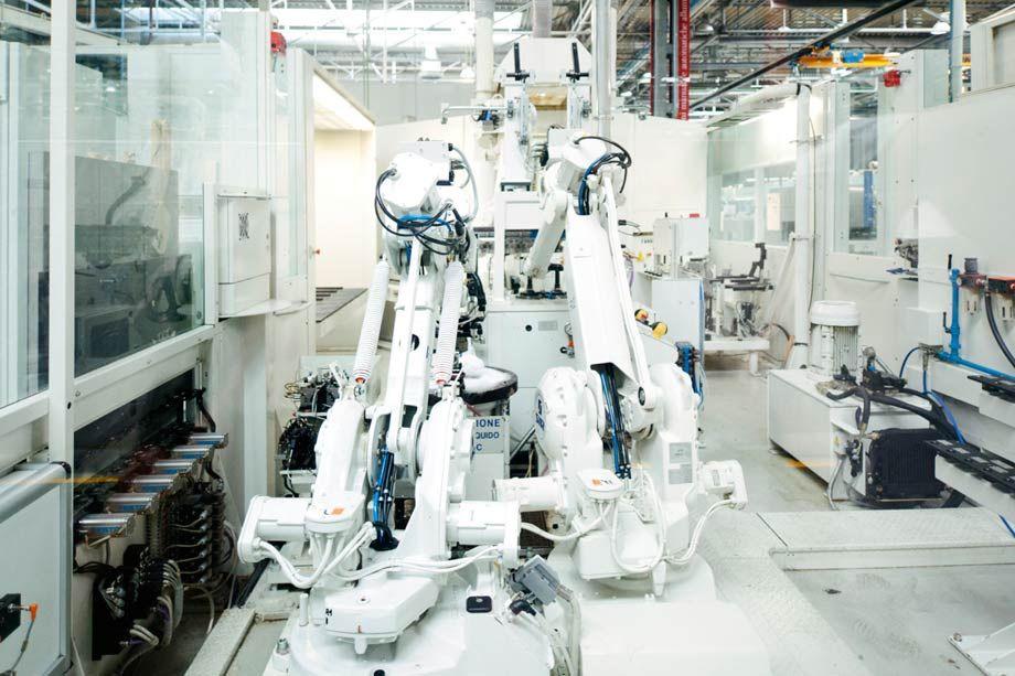 Pin On Modern Automotive Factories