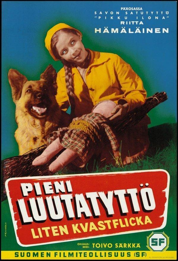 Pieni luutatyttö (1958)