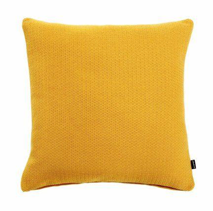 Nola żółta Poduszka Dekoracyjna żółte Poduszki Dekoracyjne