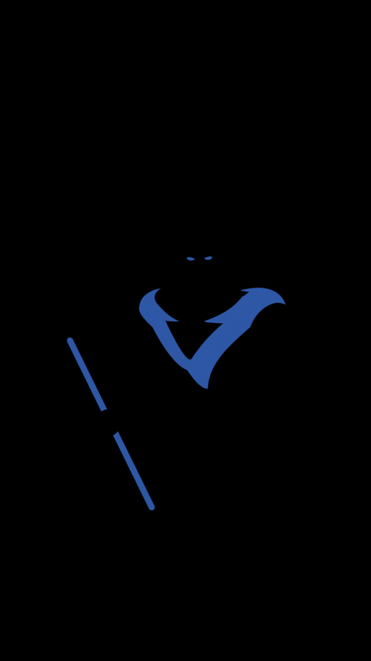 Download This Wallpaper Iphone 6 Comics Nightwing 750x1334 For
