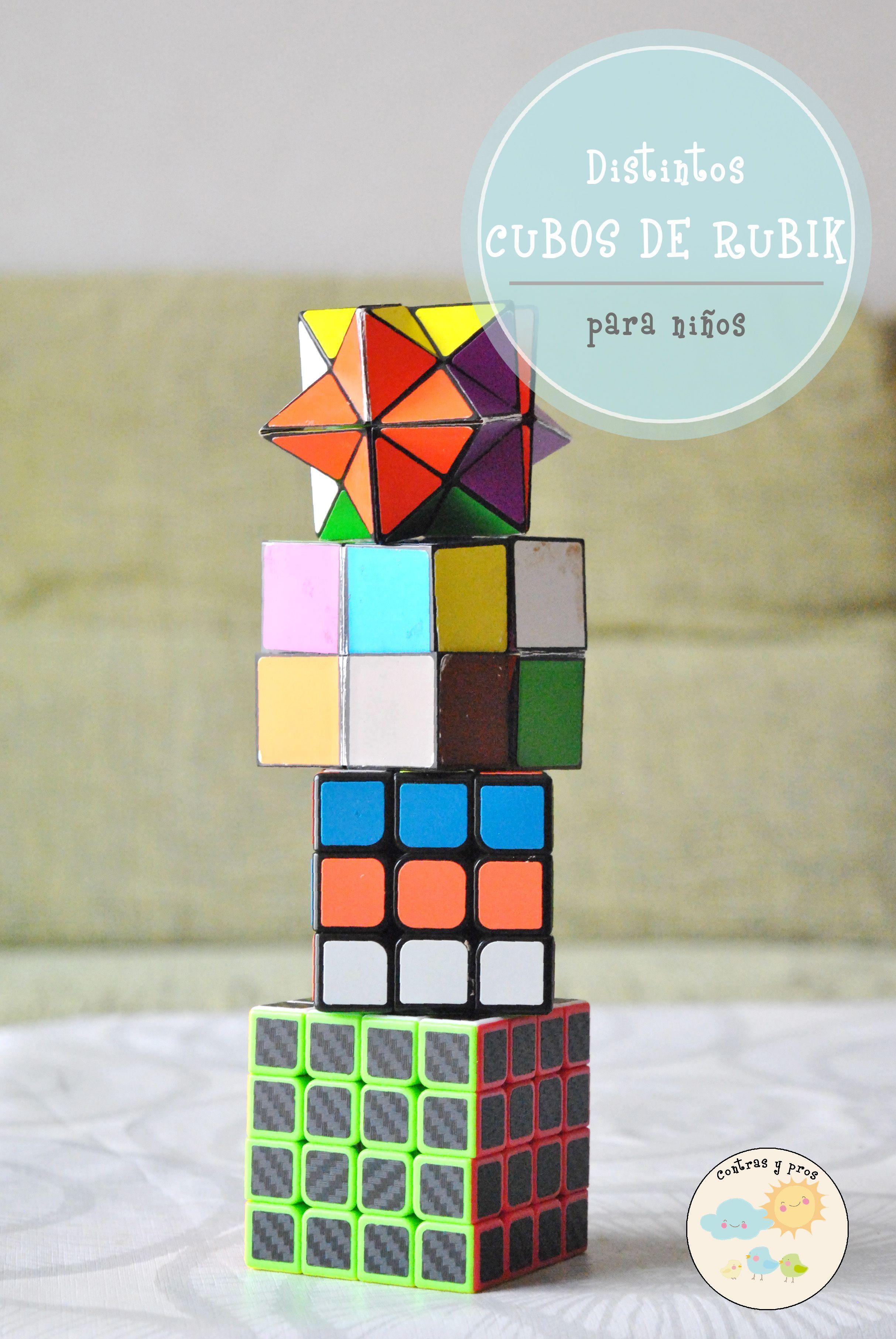 De Los Distintos Cubos De Rubik Contras Y Pros Cubo Rubik Rubik Cubos