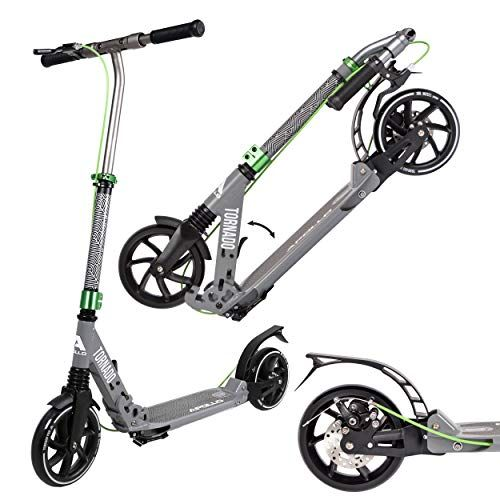 Apollo High End Scooter Tornado City Scooter Mit Bremse