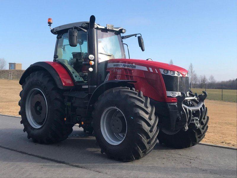 Massey Ferguson Mf 8740 Traktor Baujahr 2018 400 Ps 294 Kw Sechzylinder Acgo Power Motor 8 4 Liter Hubraum Stufenloses D Traktor Traktoren Landmaschinen