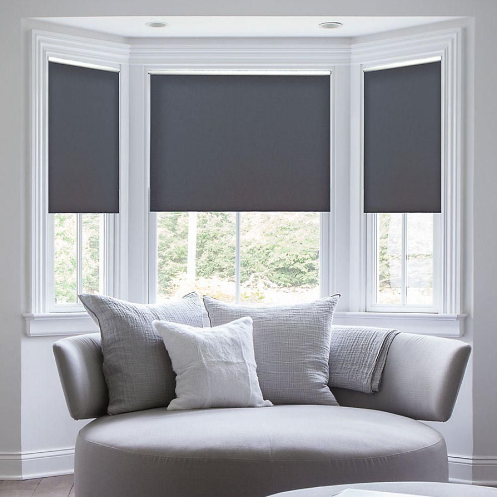 Custom Cordless Window Blinds Living Room Blinds Curtains With