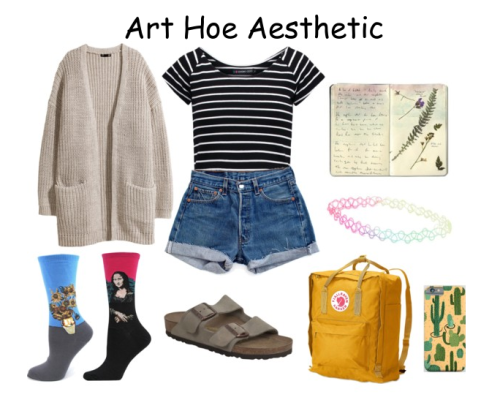 Art hoe clothing stores