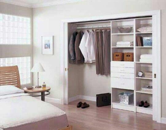 Closet Home Design Inspo Pinterest Closet makeovers