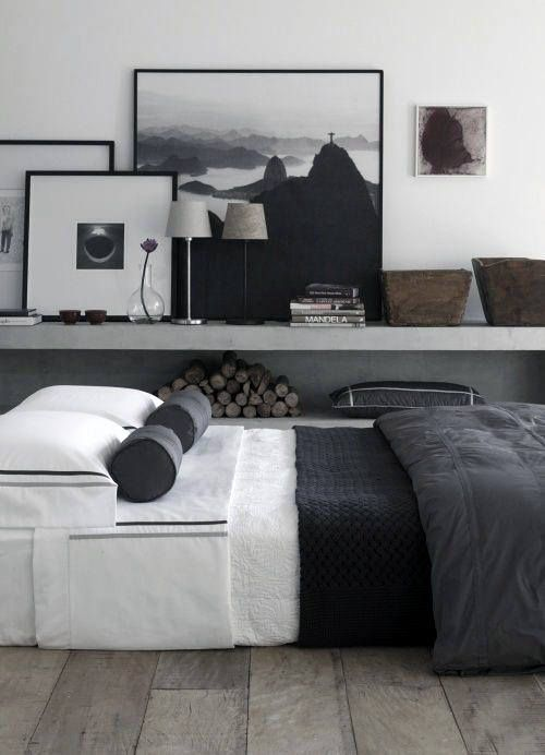 Mens Bedroom Gorgeous Men's Bedroom Decorating Ideas  A Place To Call Home  Pinterest Review
