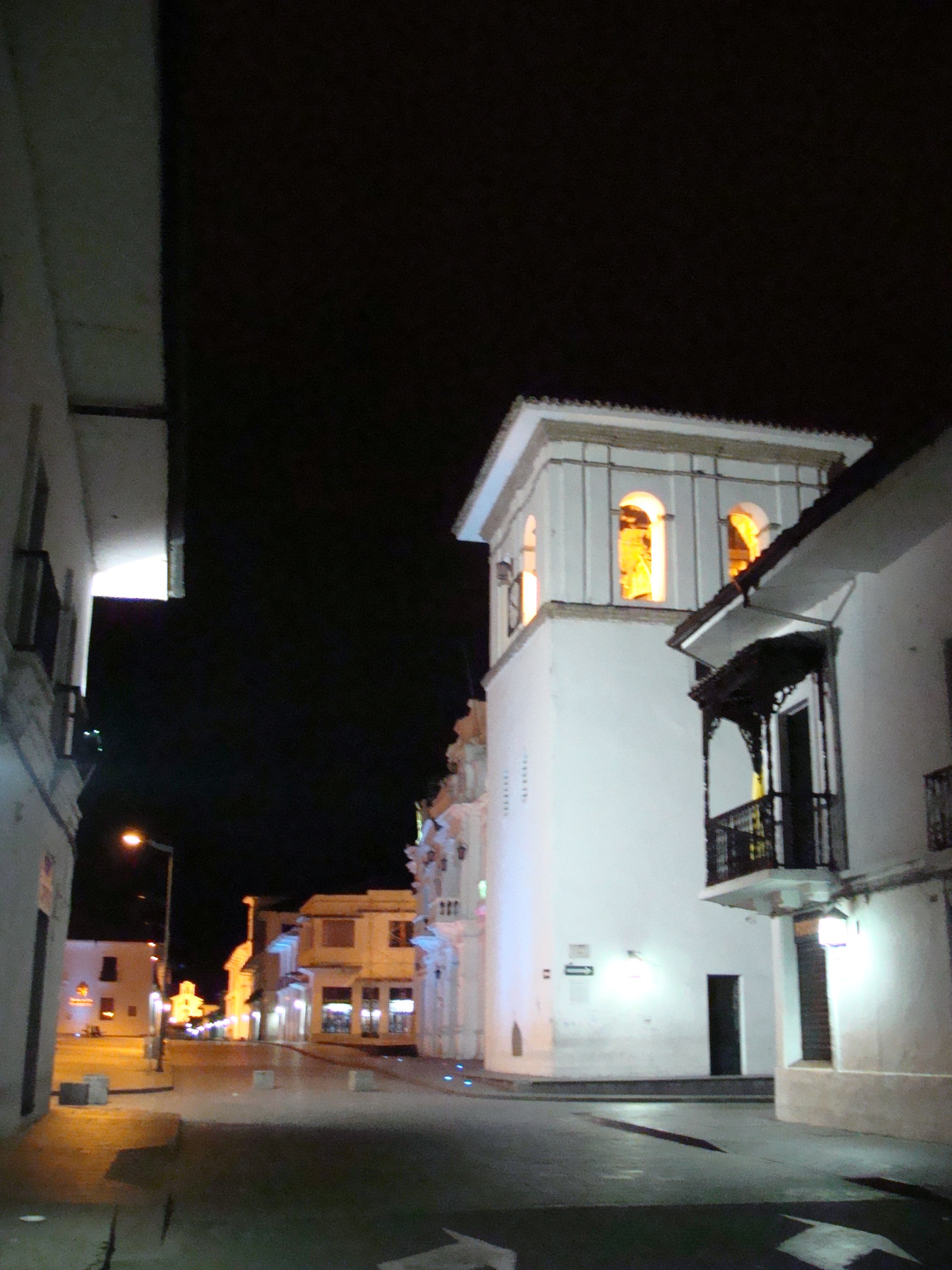 Popayan Noche