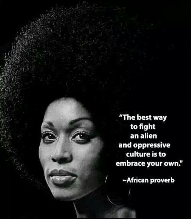 Love Thyself African Proverb African Quotes African