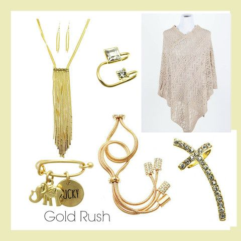 Gold Rush U2013 Shop LuLu