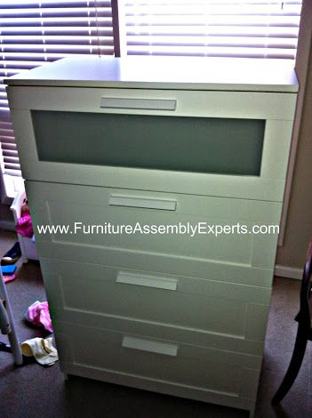 Ikea Brimnes 4 Drawers Chest Assembled In Tyson Corner Va By Furniture Assembly Experts Company