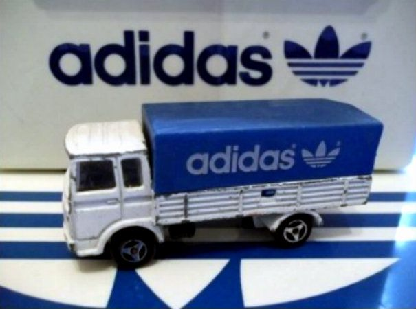 Adidas truck