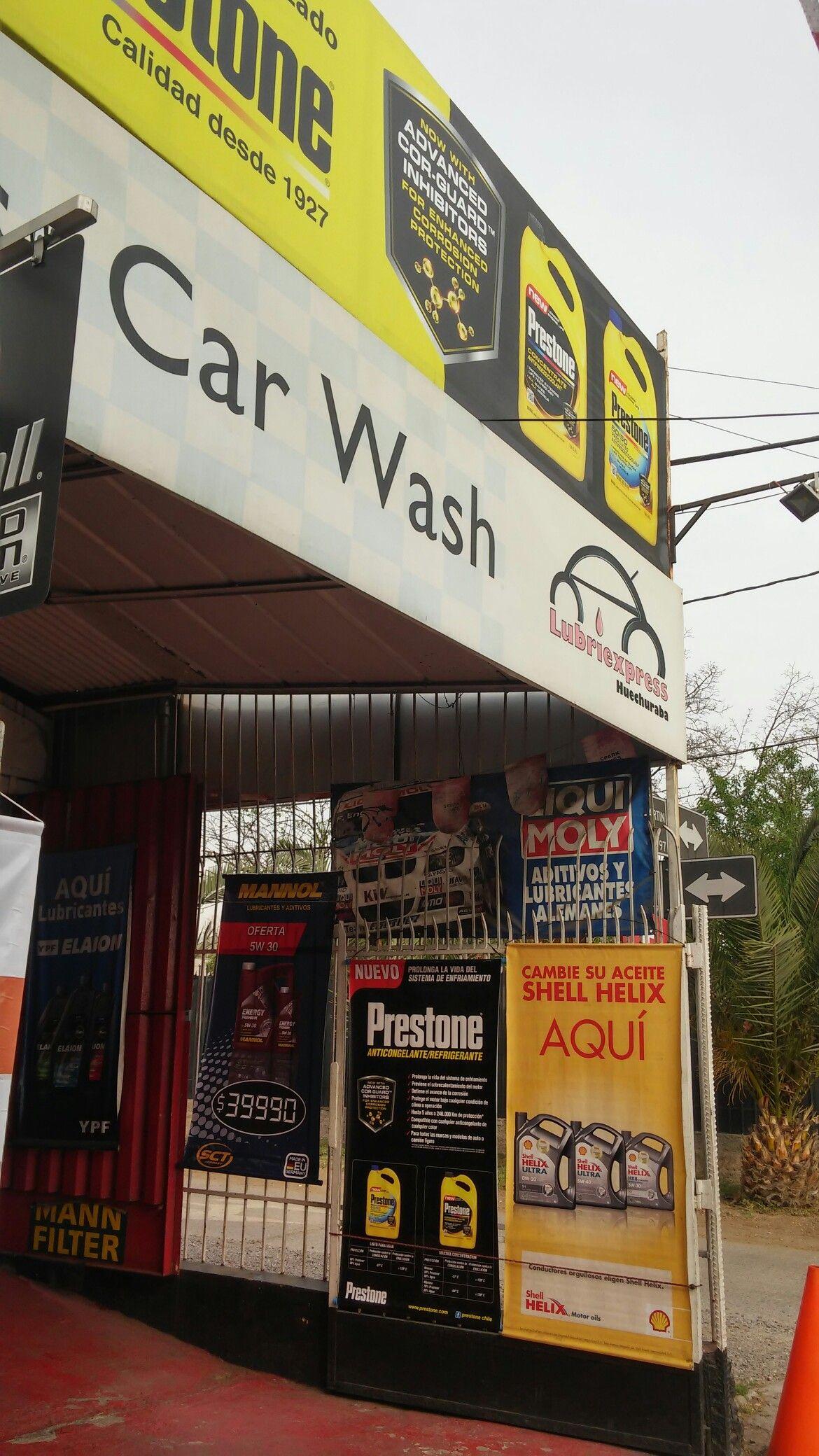 Lubriexpress Huechuraba Car Wash Broadway Shows Thann
