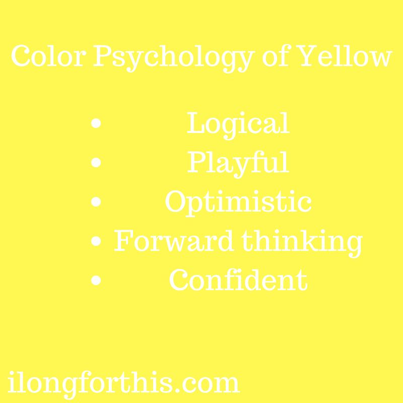 Color Influences The Perceptions Of People Each Color Represents Its Own Meanings What Colors Do You Like The Most Color Psychology Optimistic Life