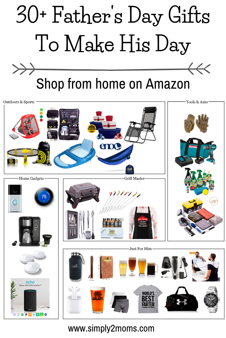 Father S Day Gifts Any Dad Will Love A Round Up Of Gift Ideas For Dad Fathers Day Gifts Gifts Gifts For Dad