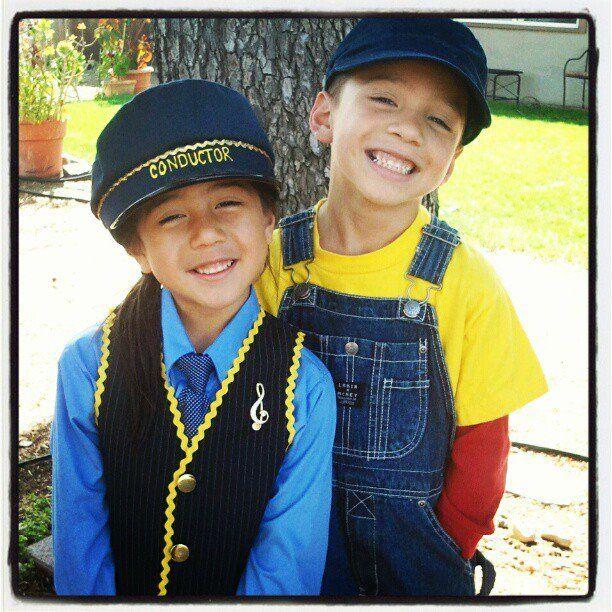 best homemade costumes disney juniors choo choo soul - Disney Jr Halloween Costumes