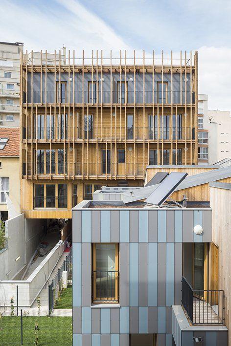 Condorcet dwelling, Montreuil, 2015 - archi5