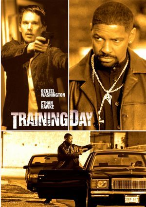 Training Day (2001) Wow, great acting from Denzel!!!