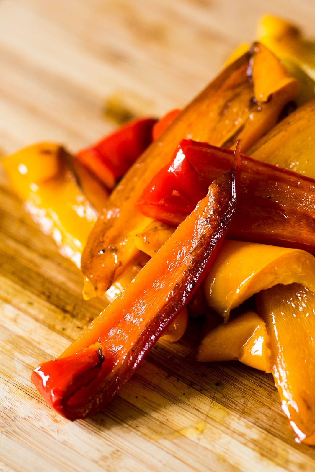 how to can sweet peppers in vinegar