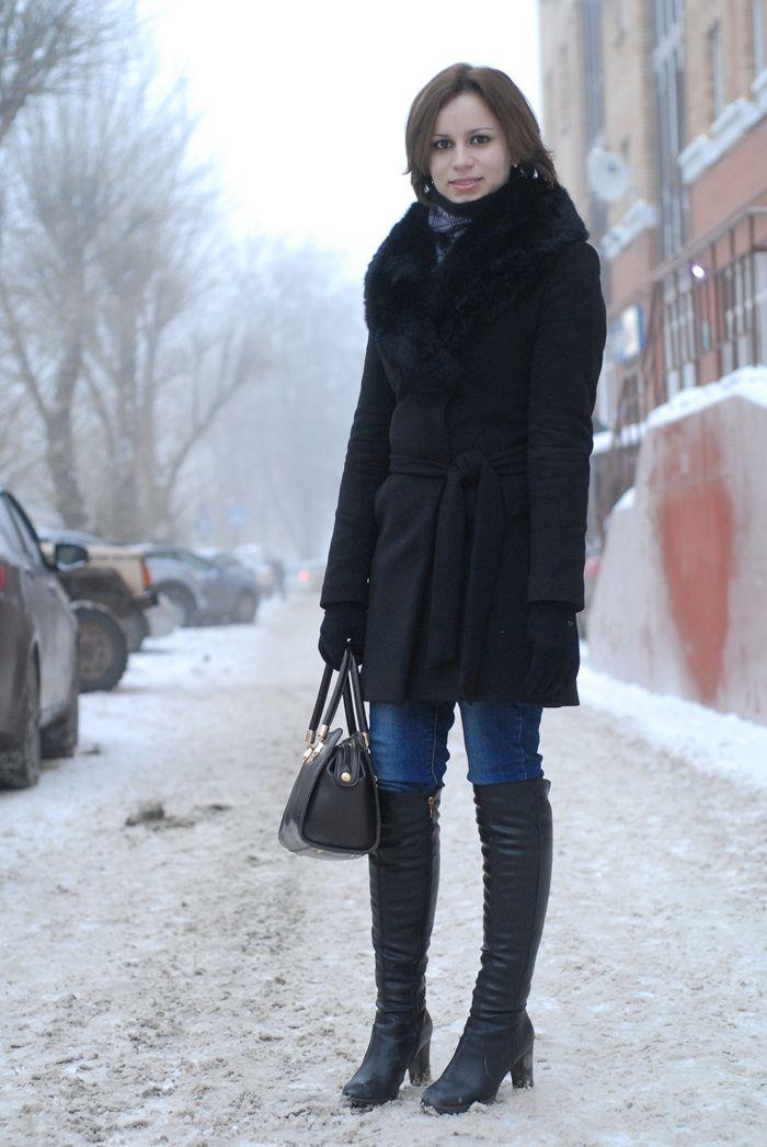 Фото девок в сапогах