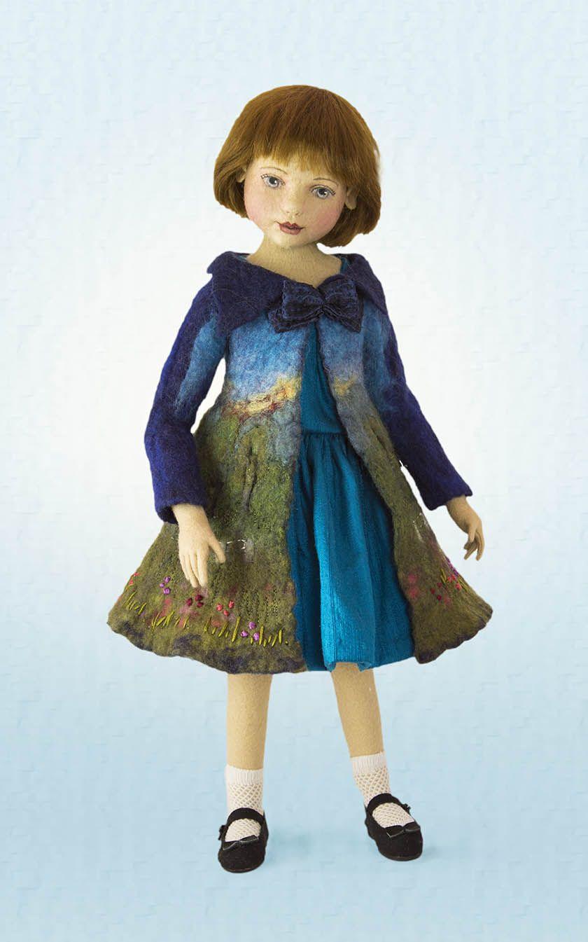 Maggie Made Dolls Doll Shop Felt Dolls Dolls Doll Clothes