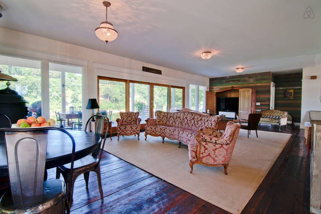 Check out this awesome listing on airbnb riverfront 1 mi