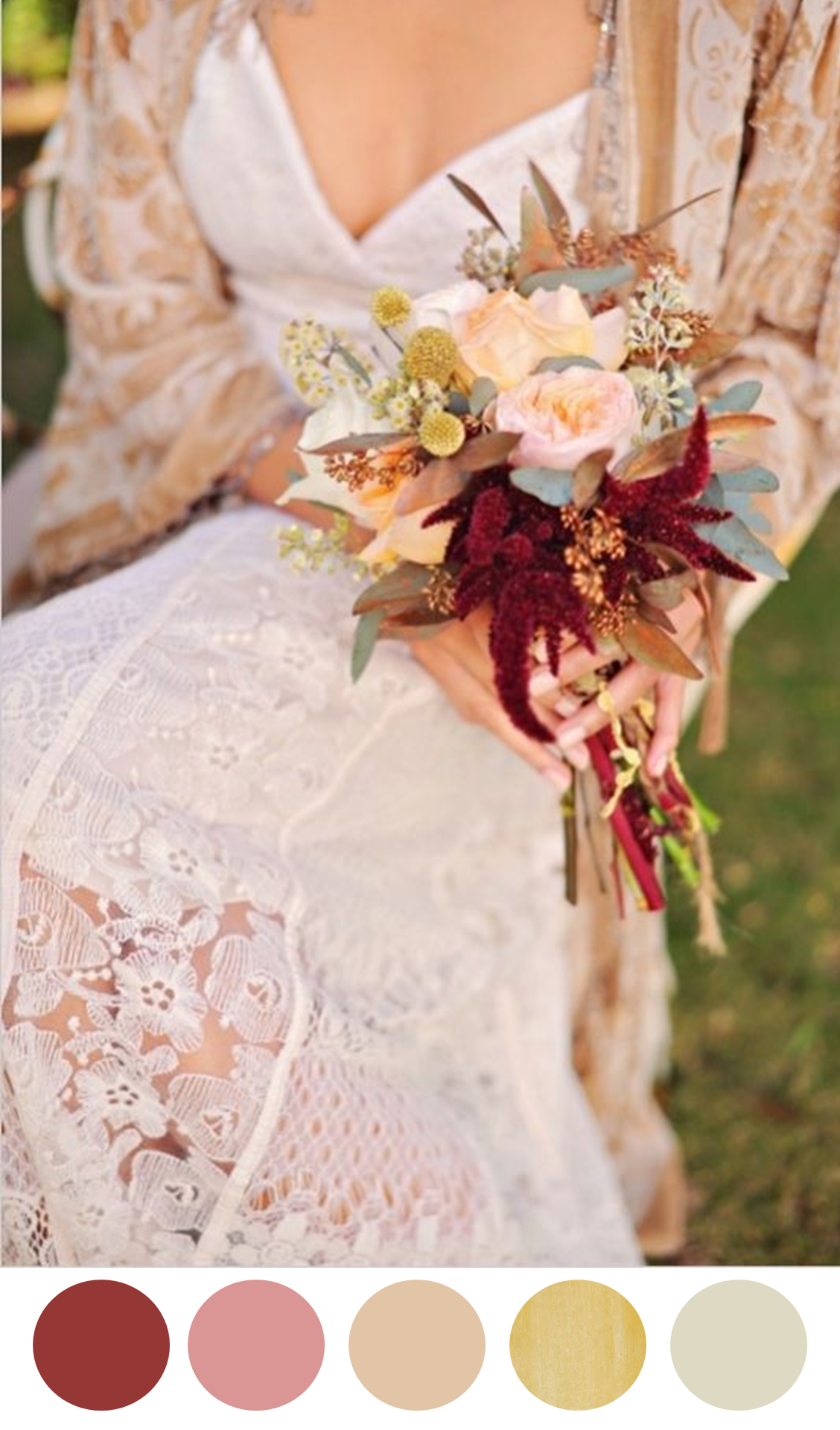 10 Colorful Bouquets for Your Wedding Day! | Farbkonzept | Pinterest ...