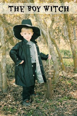 The Boy Witch Costume Witch Costumes Halloween 2014 Halloween Fun