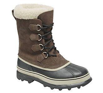 62bcf337182ac Men s Sorel Caribou Snow Boots