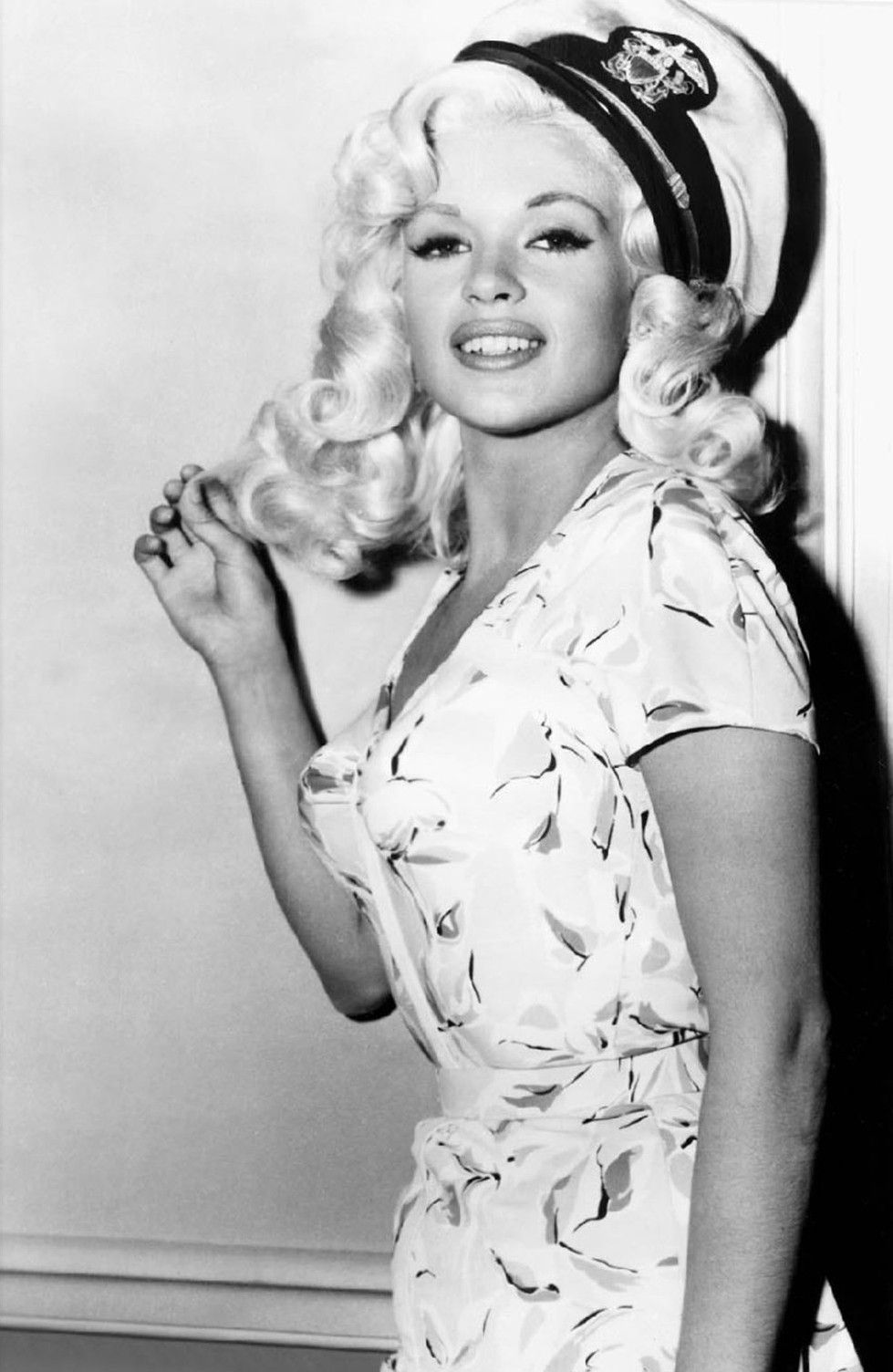 Jayne Mansfield Number 6 By Retro Images Archive Canvas Print