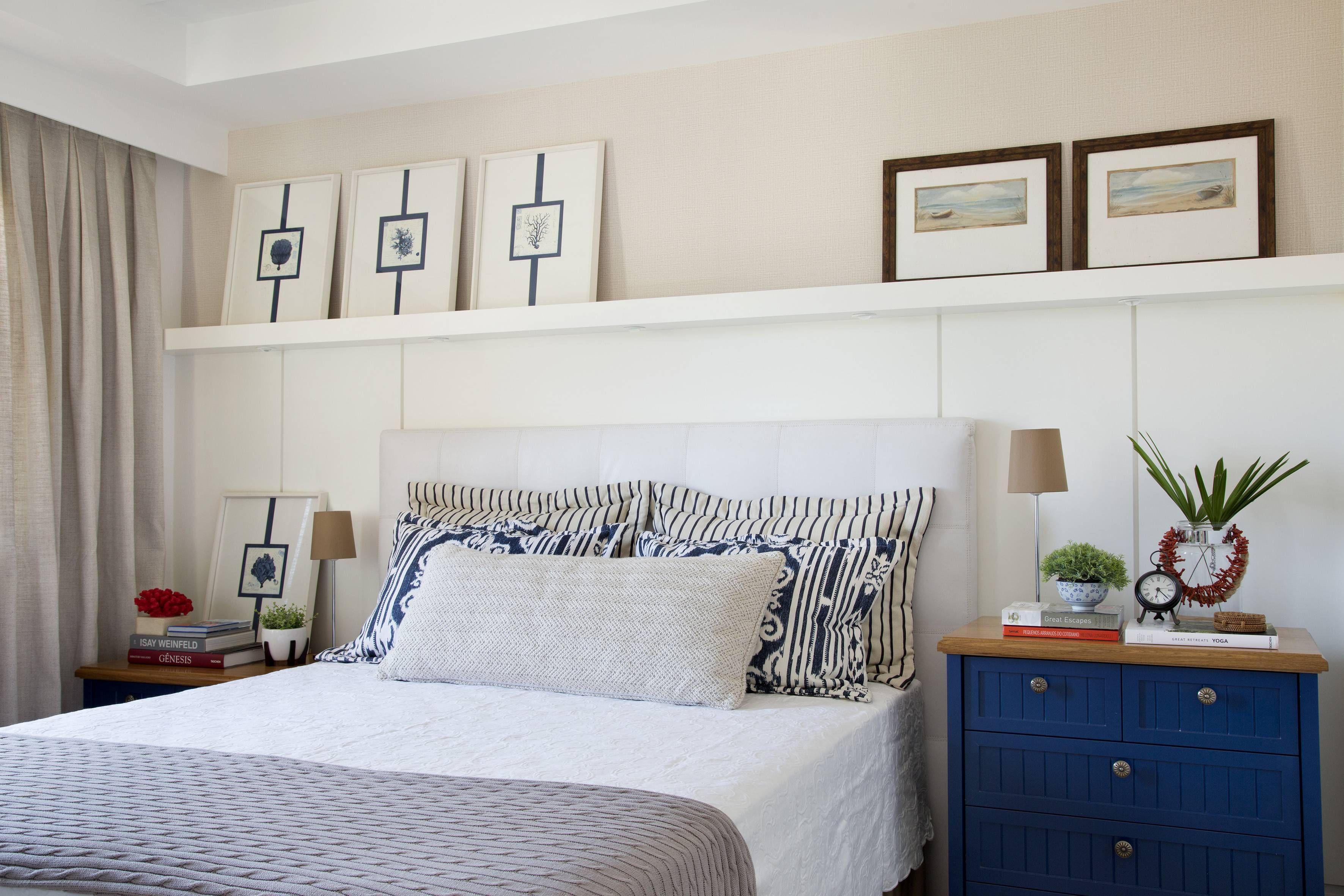 Casa Em B Zios Foi Inspirada No Glamour N Utico Dos Hamptons  ~ Quarto Com Duas Camas Com Mansões De Luxo Quarto