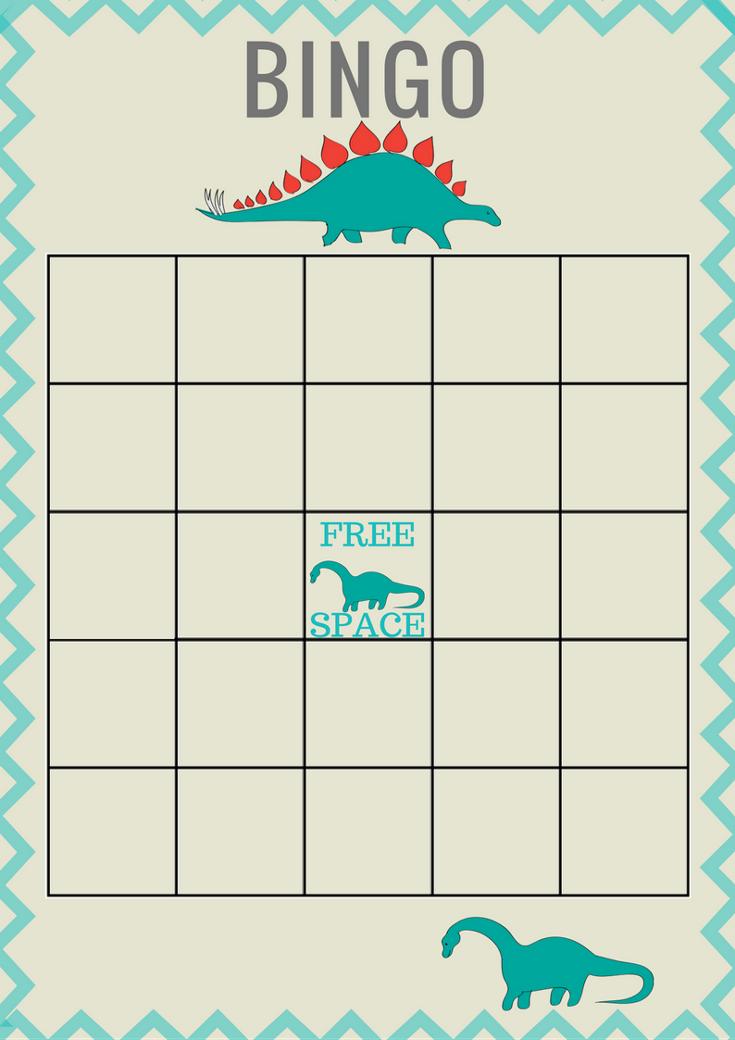 Dinosaur Baby Shower Printable Games דינוזאורים Baby Shower