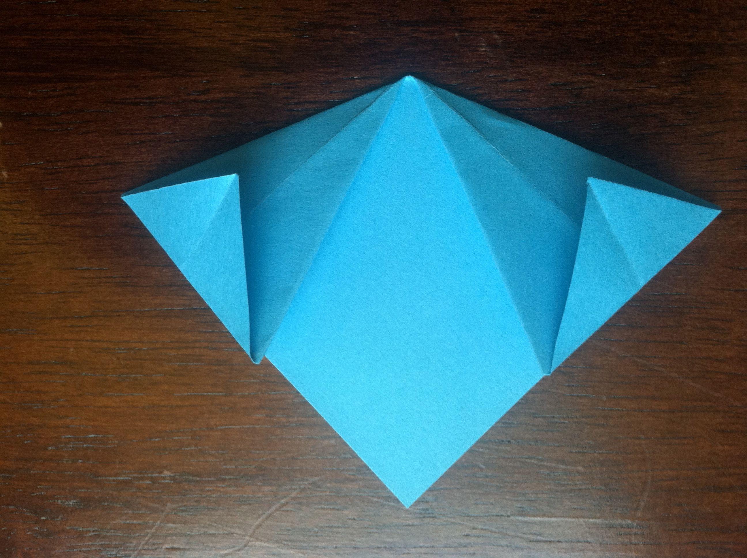 Paper Flower Folding 5 Vnon Tvoen Pinterest Paper
