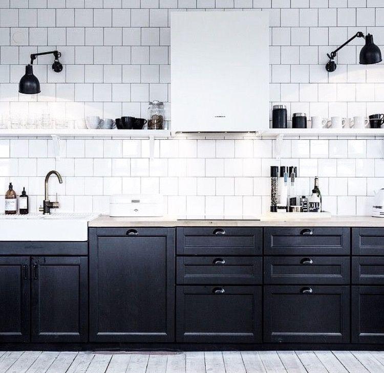 Allure Flooring Ikea Cabinets And Ikea Cupboards: Kök Bänkskiva, Kök Vitt