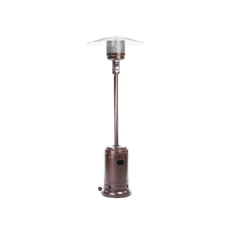 Fire Sense Hammered Bronze Commercial Patio Heater
