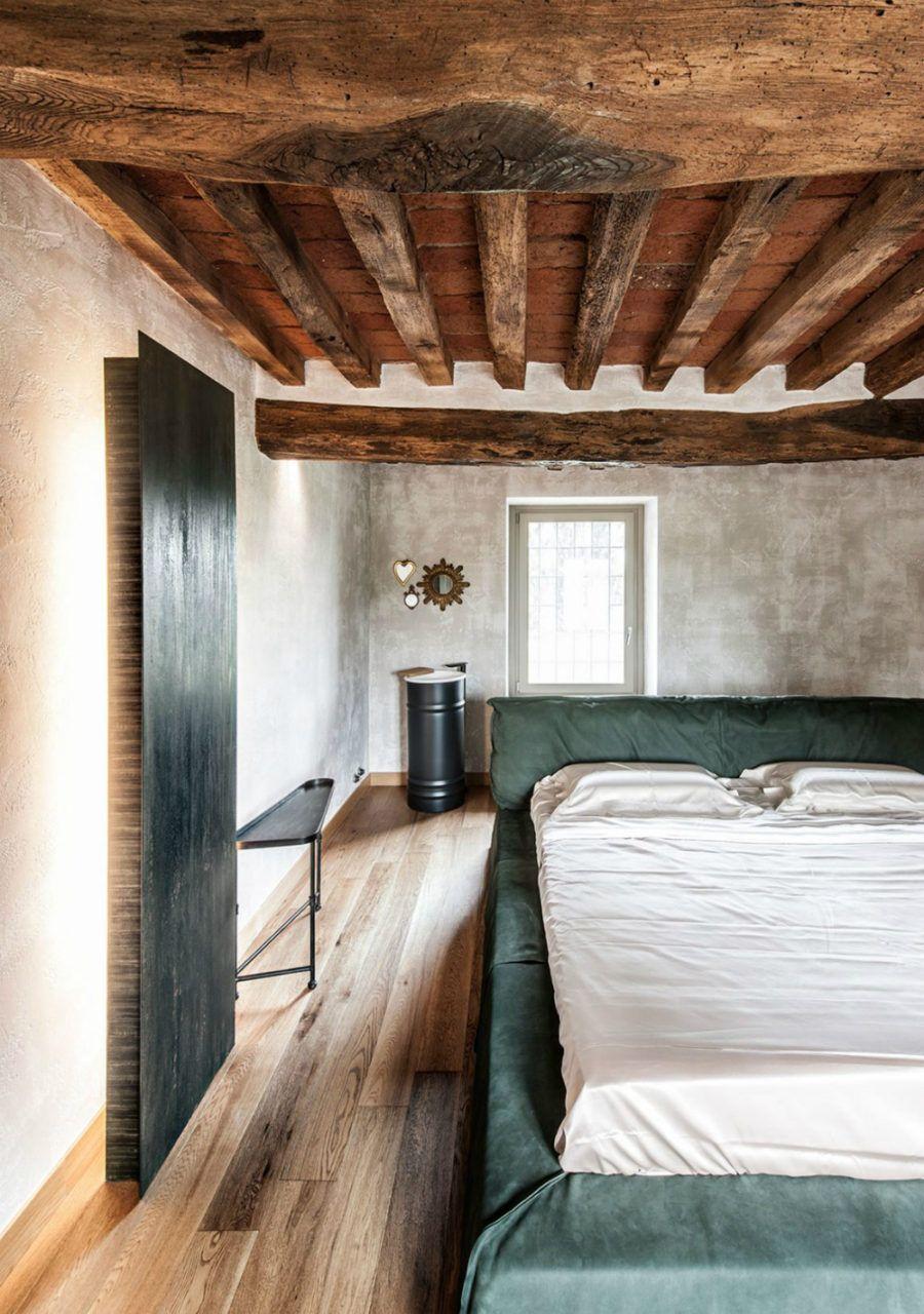 Dieses rustikale moderne Haus in Italien ist unglaublich ...