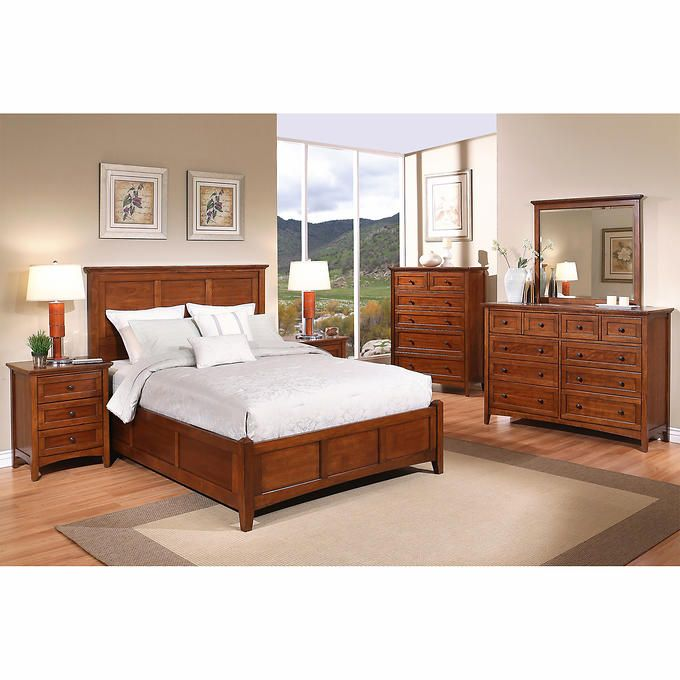 Carrington Piece Queen Bedroom Set Exterior Interior Design - Carrington bedroom furniture