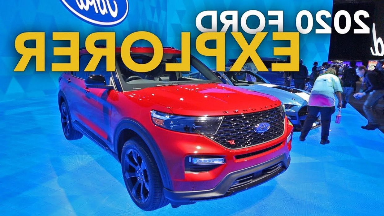 10 Advantages Of Ford Detroit Auto Show 2020 And How You Detroit Auto Show Ford