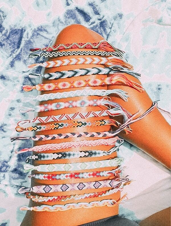 Follow me for more||☆BAILEY☆ #friendshipbracelets