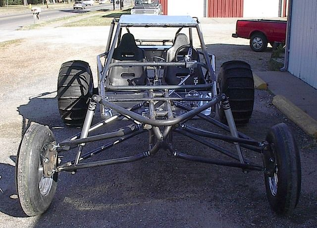 long travel dune buggy frame | RC off road | Sand rail