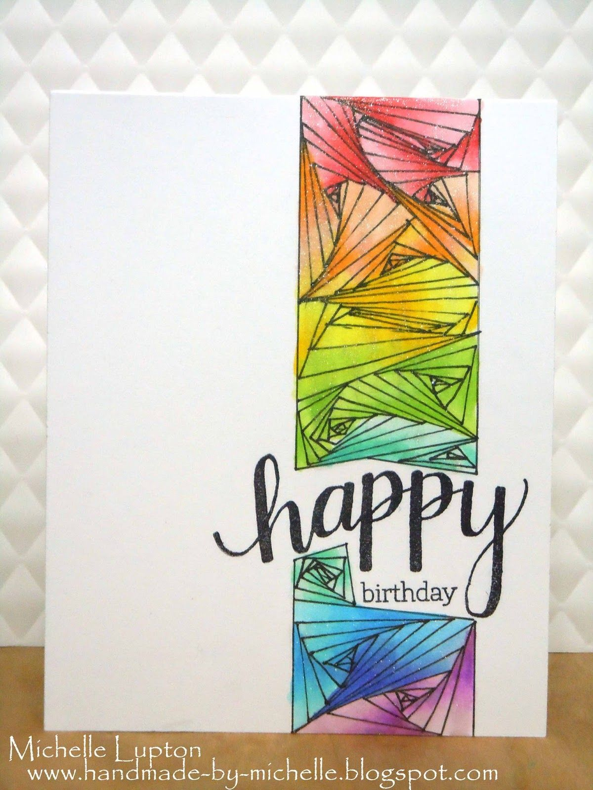 Good Birthday Card Making Ideas Video Part - 4: Craft Cards · I Saw A Video A Few Weeks Ago About Zendoodles. The Idea Is  To Draw