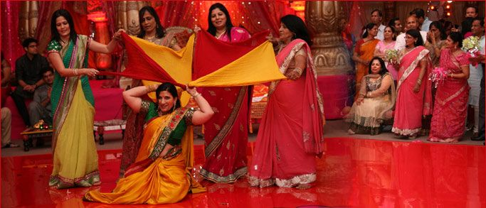 5 Ways To Make Your Sangeet Exciting An Essential Step In The Grand Indian Wedding Is A Celebration Of Union Two Families Through Songs