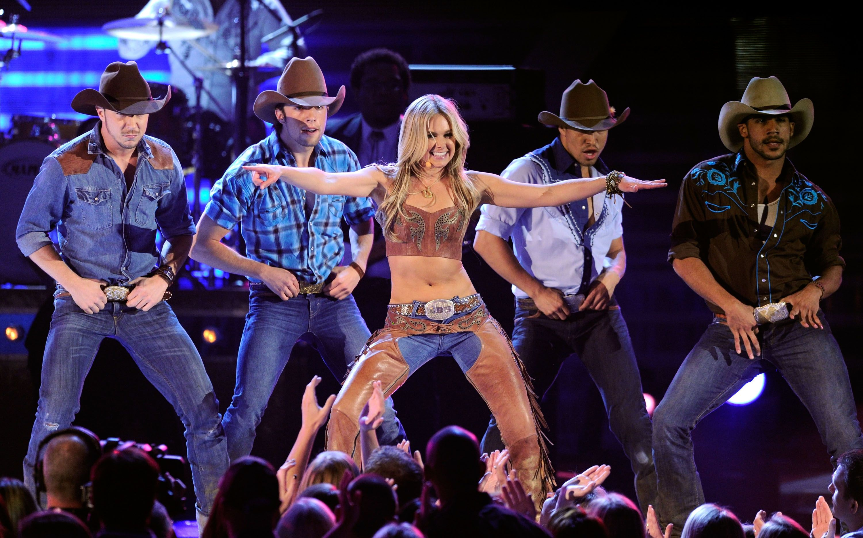 Laura bell bundy cowgirl